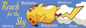 reach for the sky, an pokemon sky pirates roleplay